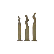Phillips Collection Cast Women Sculptures, Set of 3