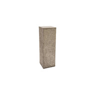 Phillips Collection String Theory Pedestal, Silver Leaf, LG