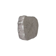 Phillips Collection Log Wall Slice, Silver Leaf