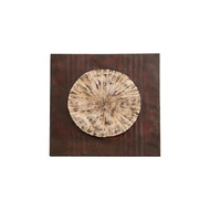 Phillips Collection Medallion Wall Art, Off White