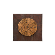 Phillips Collection Medallion Wall Art, Amber