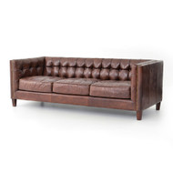 "Four Hands Abbott 85"" Sofa - Cigar"