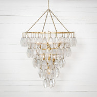 Four Hands Adeline Large Round Chandelier