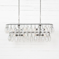 Four Hands Adeline Rectangular Chandelier
