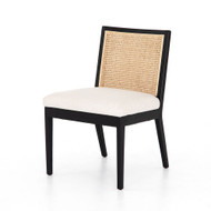 Four Hands Antonia Cane Armless Dining Chair