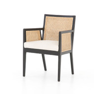 Four Hands Antonia Cane Dining Arm Chair