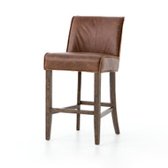 Four Hands Aria Counter Stool - Sienna Chestnut