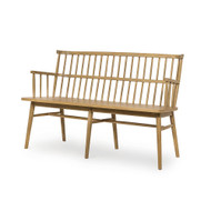 Four Hands Aspen Bench - Sandy Oak