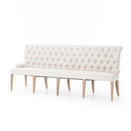 Four Hands Banquette - Light Sand