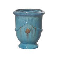 Anduze Pot - Turquoise - Medium