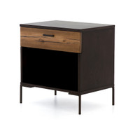 Four Hands Cuzco Nightstand - Natural Yukas