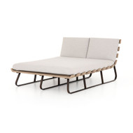 Four Hands Dimitri Outdoor Double Daybed