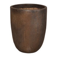 Cylinder Planter - Metallic - Large