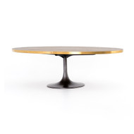Four Hands Evans Oval Dining Table - 98""