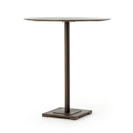 Four Hands Fannin Counter Table - Aged Brass