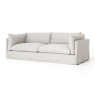 "Four Hands Habitat Sofa - 90"" - Valley Nimbus"