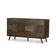 Four Hands Harrington 6 Drawer Dresser