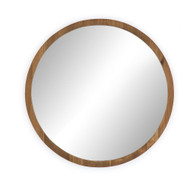 Four Hands Holland Round Mirror