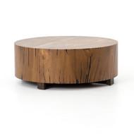 Four Hands Hudson Coffee Table - Natural Yukas