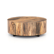Four Hands Hudson Coffee Table - Spalted Primavera