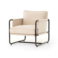 Four Hands Isabel Chair - Harbor Natural