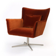 Four Hands Jacob Swivel Chair