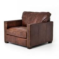 Four Hands Larkin Club Chair - Cigar