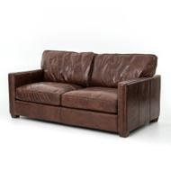 """Four Hands Larkin Sofa - 72"""" - Cigar"""