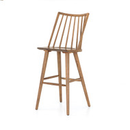 Four Hands Lewis Windsor Bar + Counter Stool
