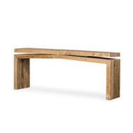 Four Hands Matthes Console - Rustic Natural