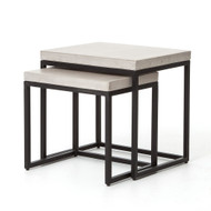 Four Hands Maximus Nesting Side Tables