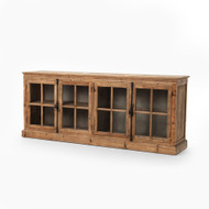 Four Hands Monaco Sideboard - Bleached Pine