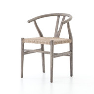 Four Hands Muestra Dining Chair - Weathered Grey