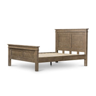 Four Hands Settler Qta King Platform Bed - Sundried A