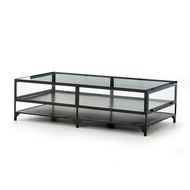 Four Hands Shadow Box Coffee Table