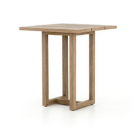 Four Hands Stapleton Square Outdoor Bar Table