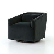 Four Hands York Swivel Chair