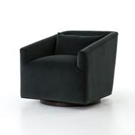 Four Hands York Swivel Chair