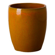 Bullet Planter - Bright Orange - Xlarge
