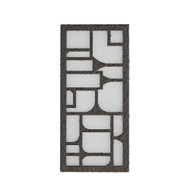 Shani Outdoor Sconce - Aged Iron/Opal