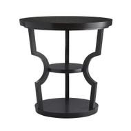 Kal Side Table - Ebony