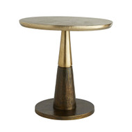 Rochester Side Table - Antique Gold