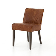 Four Hands Aria Dining Chair - Sienna Chestnut - Warm Nettlewood