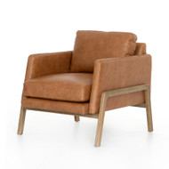 Four Hands Diana Chair - Sonoma Butterscotch - Natural