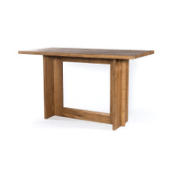 Four Hands Erie Bar Table - Dark Smoked Oak