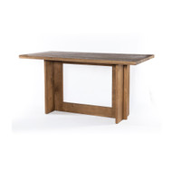 Four Hands Erie Counter Table - Dark Smoked Oak