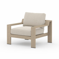 Four Hands Monterey Outdoor Chair - Faye Sand - Washed Brown