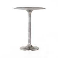 Four Hands Simone Bar Table - Raw Antique Nickel