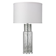 Jamie Young Atwater Table Lamp - Clear Netted Glass