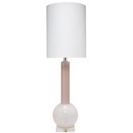 Jamie Young Studio Table Lamp - Petal Pink Glass